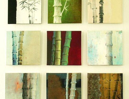 Bambusreihe